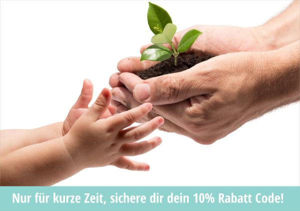 10% sparen! Jetzt Newsletter abonnieren